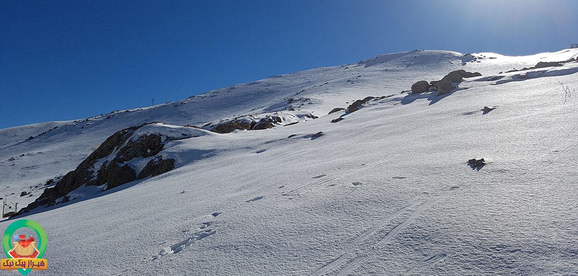 شیراز پیک نیک -  سفر به پیست اسکی پولادکف